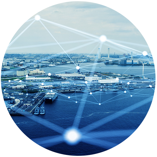 port-network