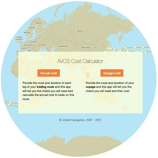 AVCS cost calculator