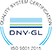 DNV-GL-Quality-System Certification ISO 9001